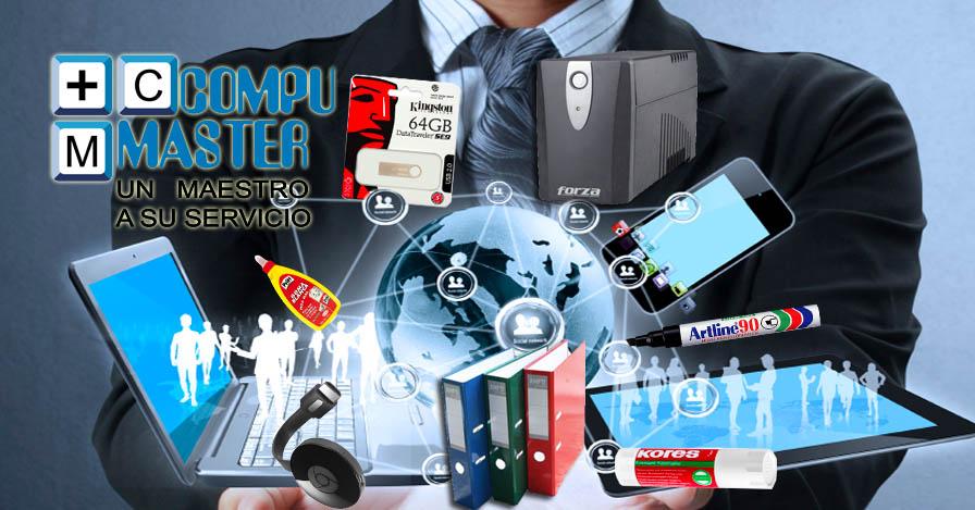 Compumaster productos for Suministros oficina